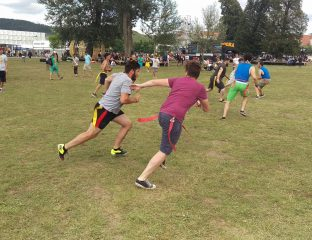 Crusaders Flag Football Challenge