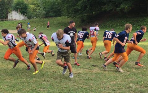 bucharest warriors junior training camp