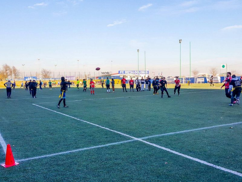 Rebels Winter cup editia a V-a grupe