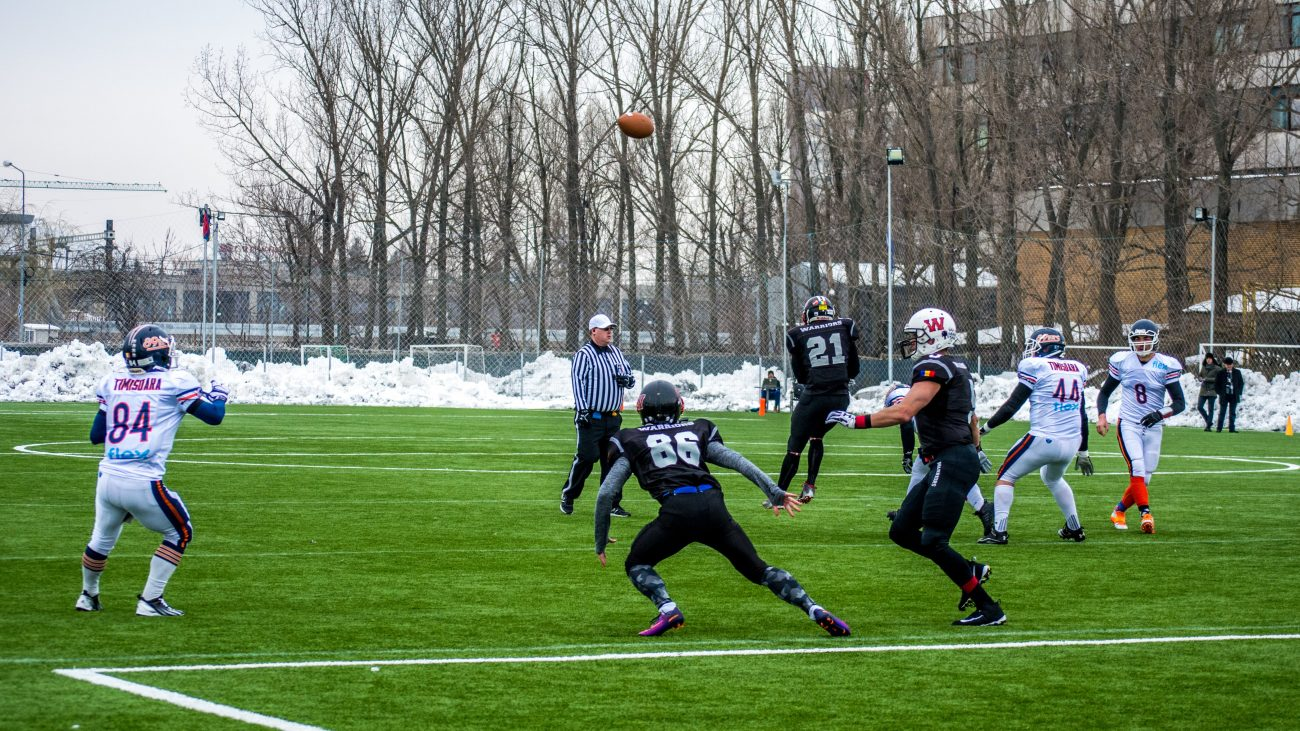 Timisoara 89ers @ Bucharest Warriors CNFA 2018