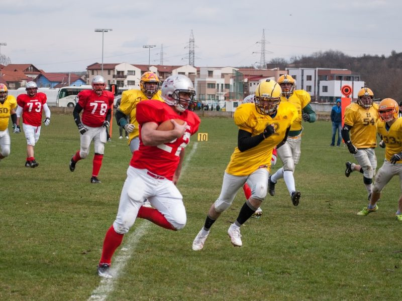 Mures Monsters Cluj Crusaders 2016 CNFA 2018