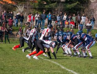 Bucharest Warriors Timisoara 89ers CNFA 2016