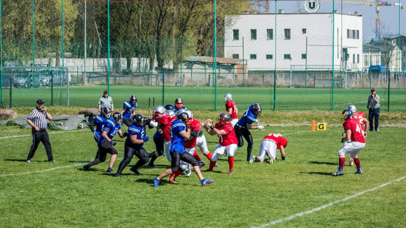 Bucharest Rebels Cluj Crusaders CNFA 2017