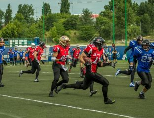 Bucharest Rebels @ Bucharest Warriors CNFA 2017
