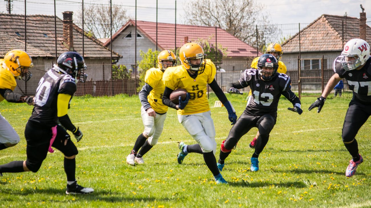 Mures Monsters Bucharest Warriors CNFA 2017