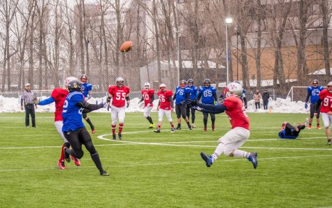 RoBowl 9 CNFA 2018 Crusaders Rebels