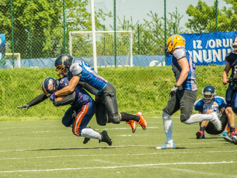 Timisoara 89ers Bucharest Rebels 2018