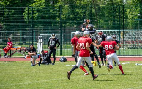 Cluj Crusaders Bucharest Warriors CNFA 2018