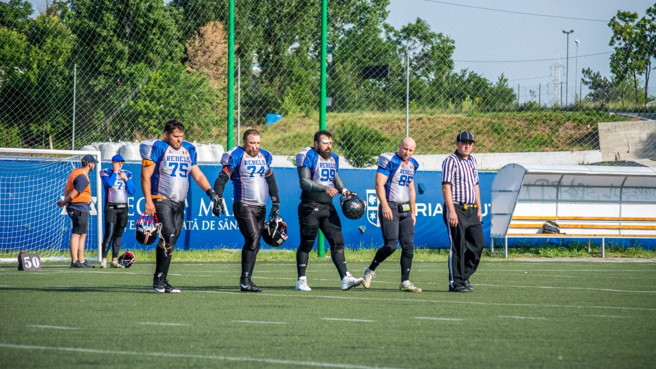 RoBowl IX CNFA 2018 Bucharest Rebels