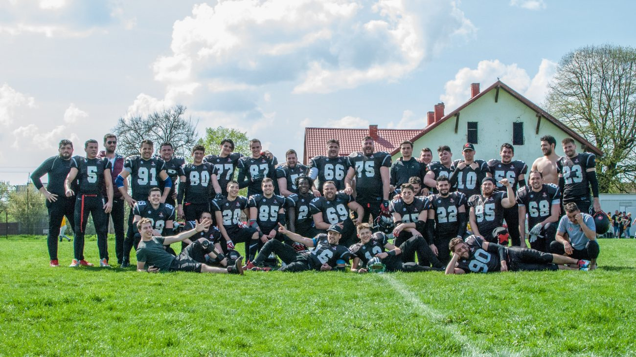 RoBowl IX CNFA 2018 Bucharest Warriors