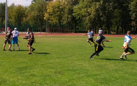 Crusaders Flag Football Challenge 2018