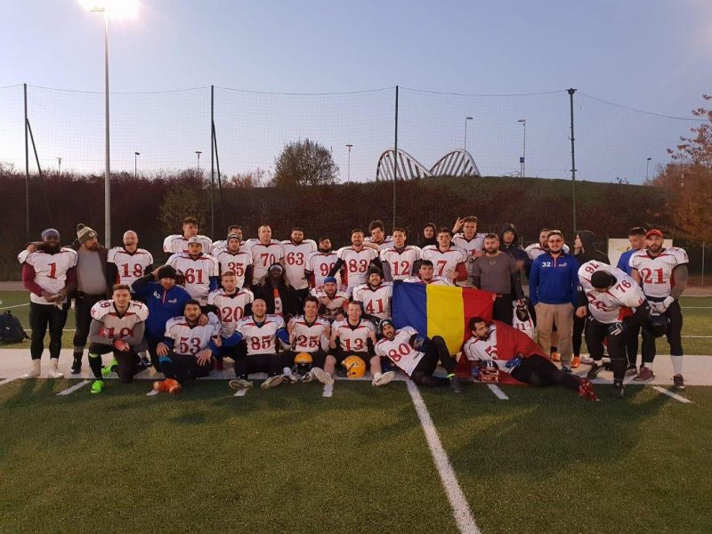 Bucharest Rebels Atlantic Cup 2018
