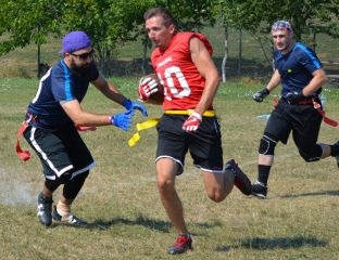 Cluj Crusaders Flag Football