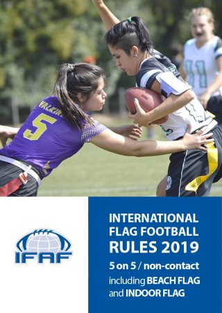 Regulamentul IFAF de flag football ediția 2019 2