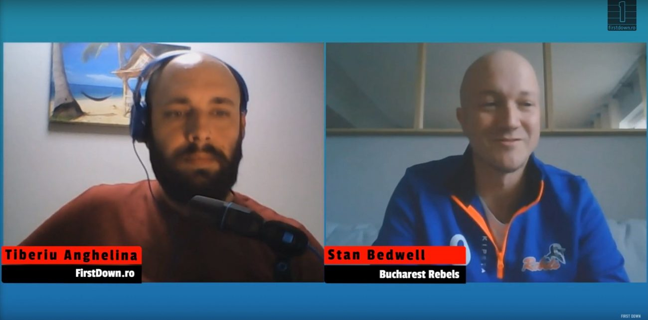 Interview Stan Bedwell Rebels