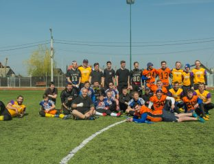 Liga de Flag Football Sud Etapa a II a