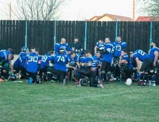 Bucharest Rebels CEFL Cup