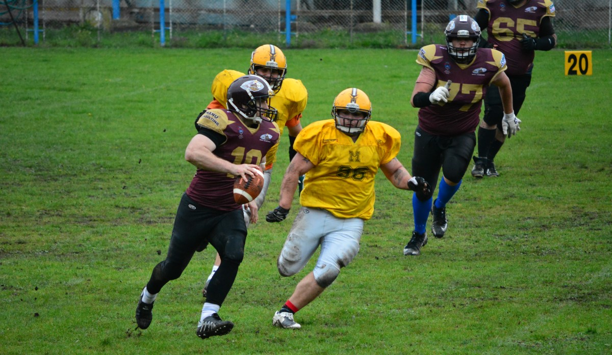 Resita Locomotives Mures Monsters 2019