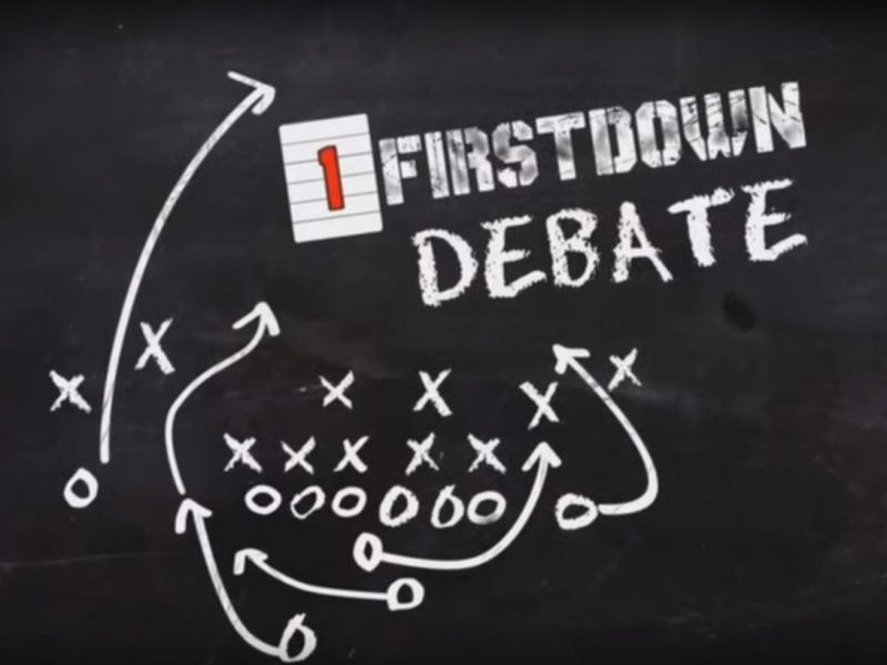 FirstDown Debate sezonul 2, 2019
