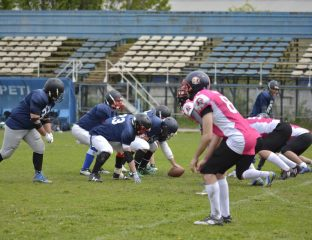 Romanian Arena Football League Sentinels Rebels
