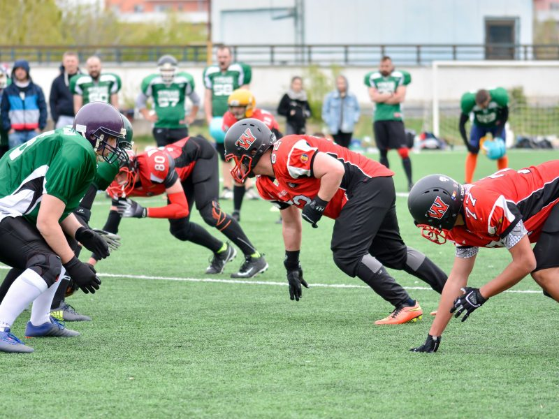Romanian Arena Football League etapa 3
