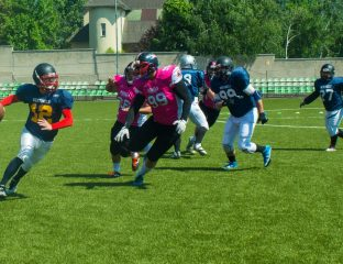 Romanian Arena Football League etapa a 4-a