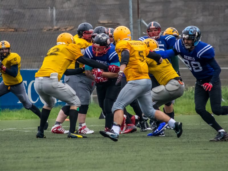 Mures Monsters Bucharest Rebels 2019