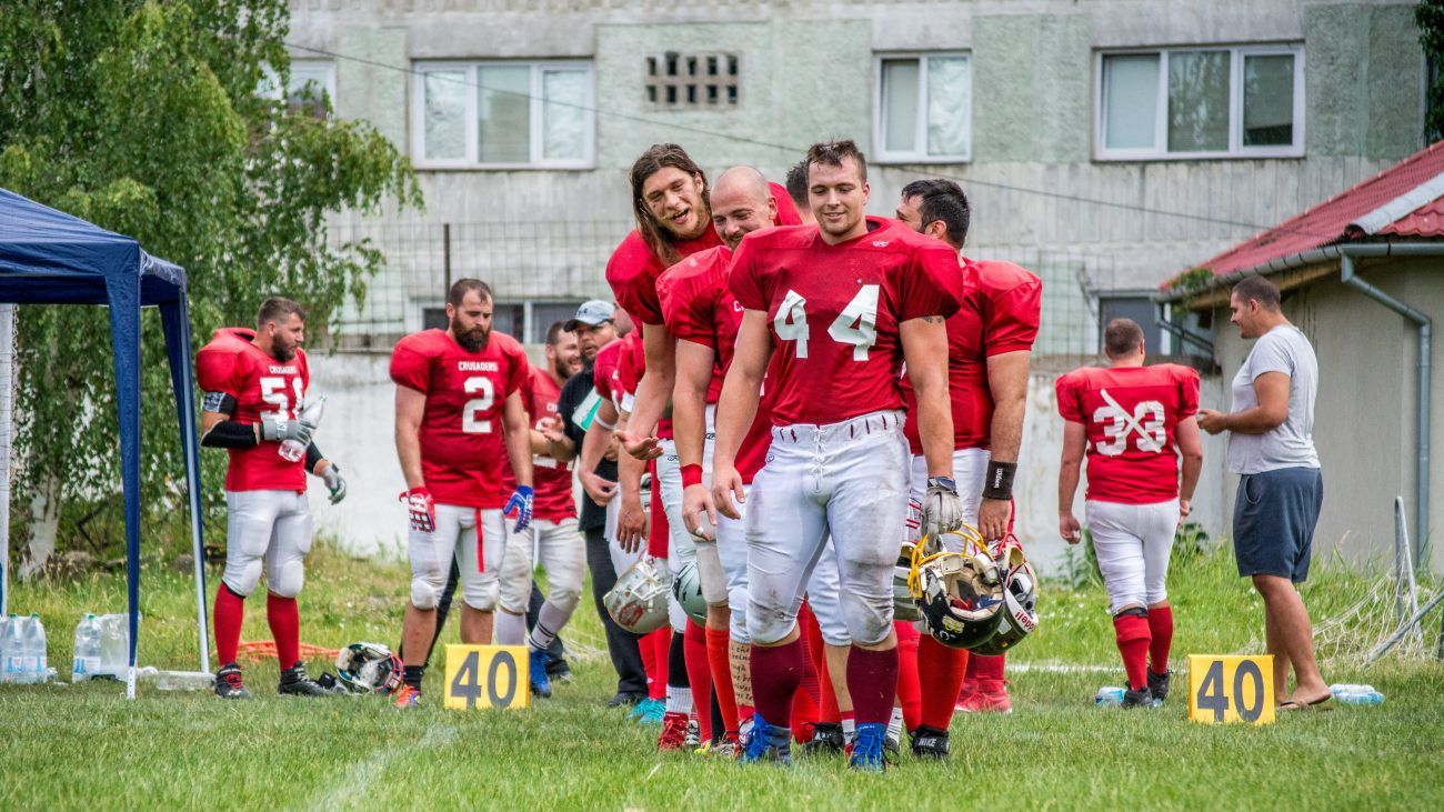Cluj Crusaders Resita Locomotives