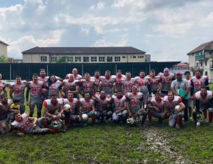 Cluj Crusaders Resita Locomotives 2019