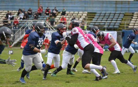 Romanian Arena Football League finala