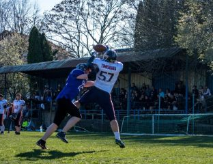 Bucharest Rebels Timisoara 89ers robowl x