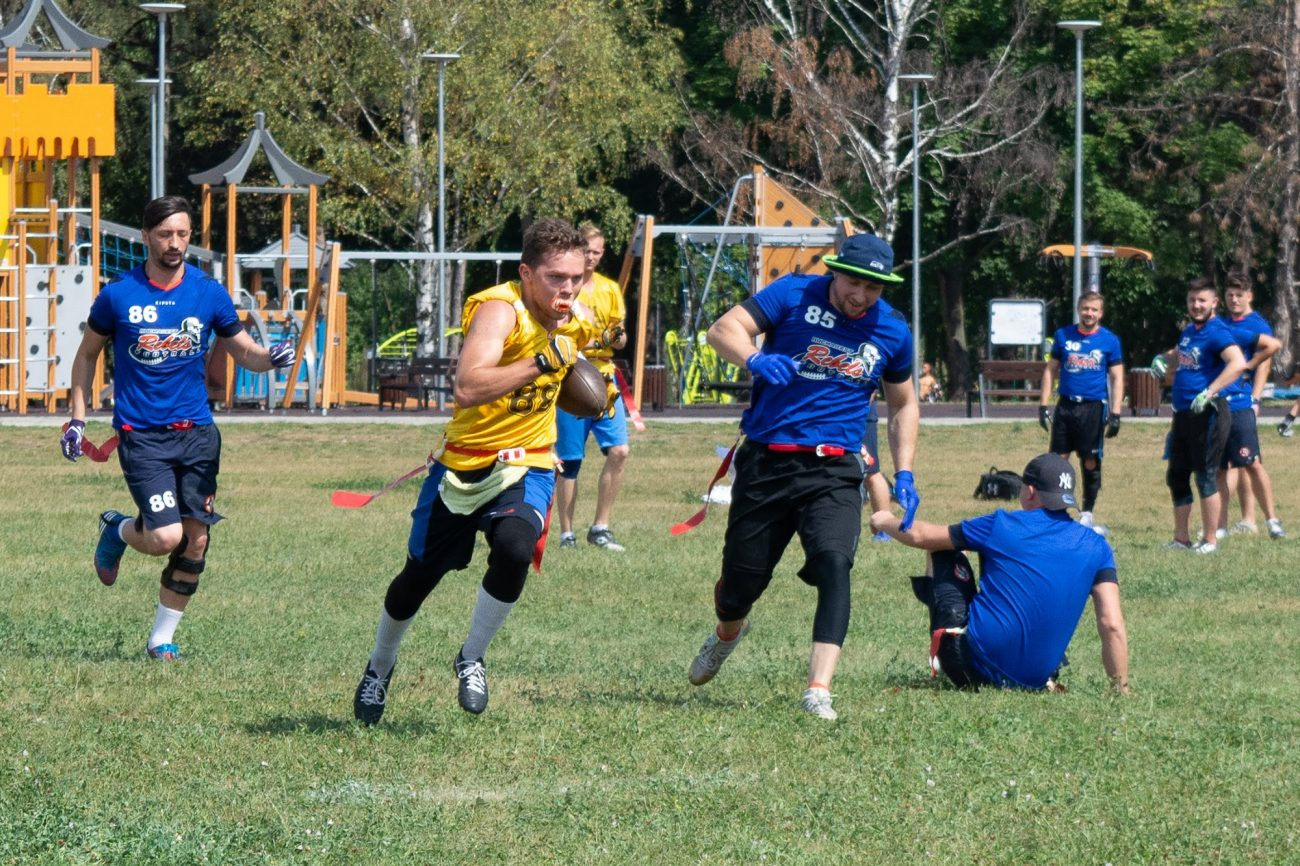 Crusaders Flag Football Challenge 2019