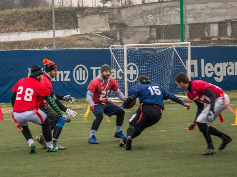 Liga Nationala de Flag Football etapa a II-a