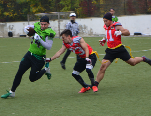 Sentinels Open 2019 Lviv Lions