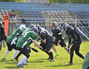 Amical Gladiators Titans